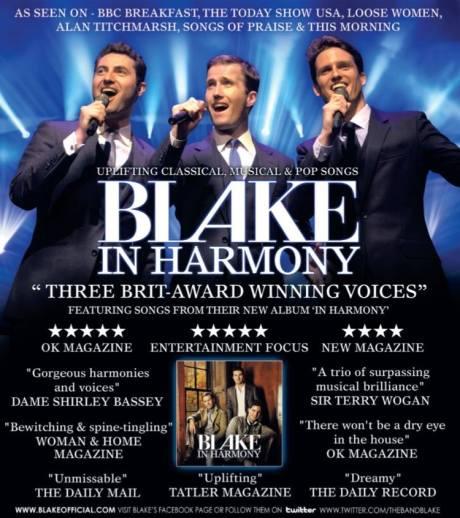 Blake concerts 2015 Jan 5th